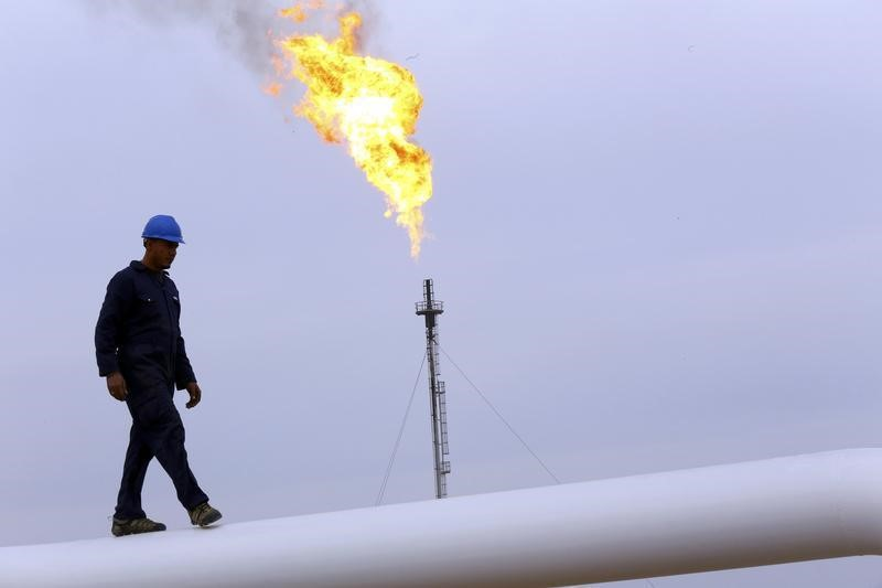 Oil up 27% in Best Month Since May